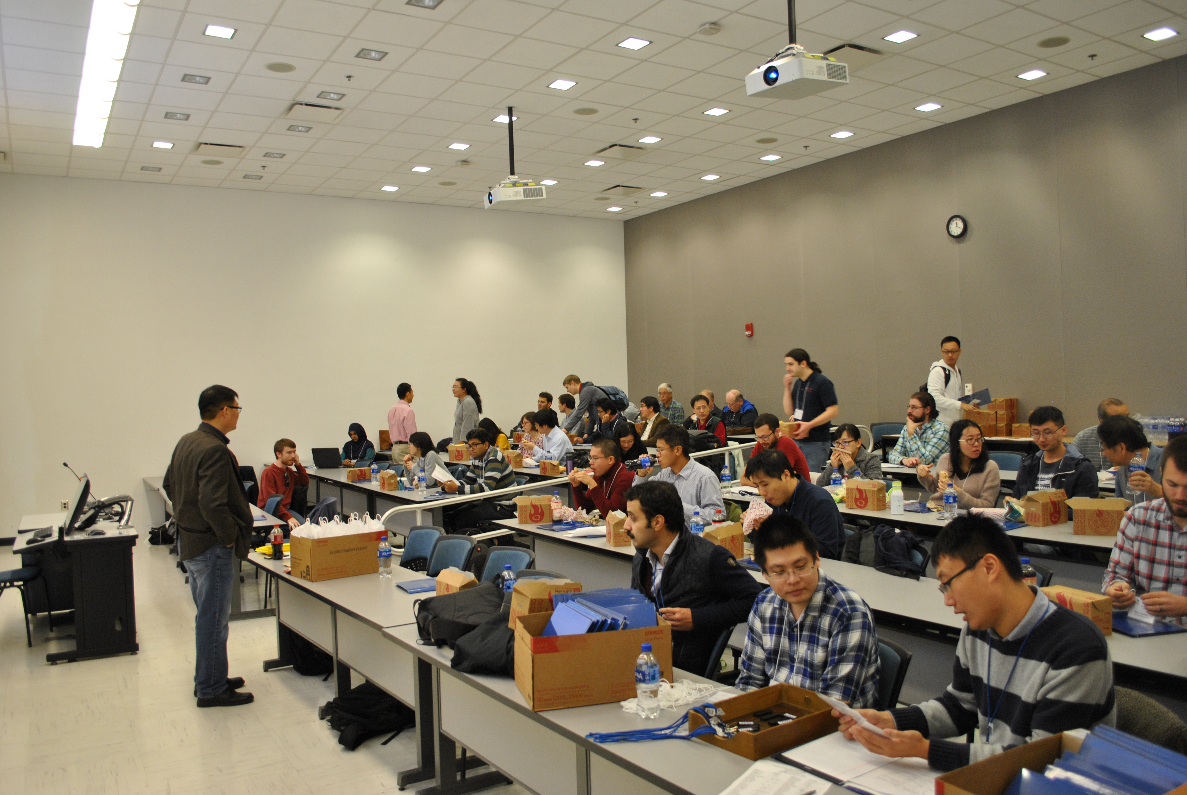 Atlanta Lecture Series (ALS) in Combinatorics and Graph Theory